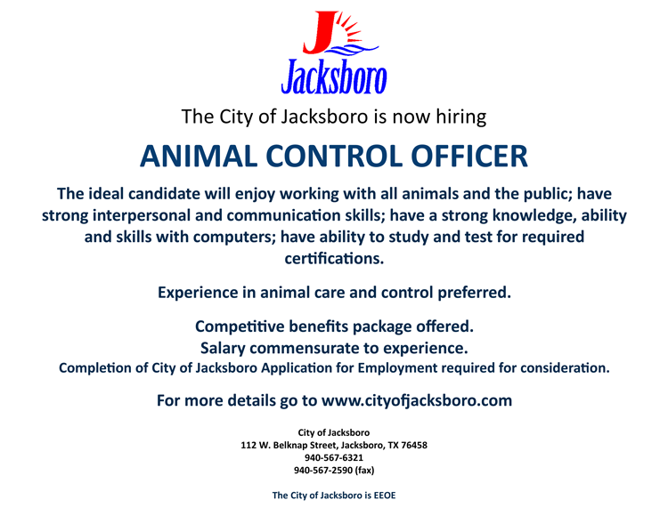 Jacksboro TX Official Website